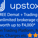 Upstox Review – Know Why Upstox Became Best Broker In India in 7 Simple Points