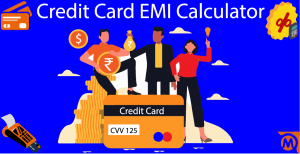 Credit Card EMI Calculator - In 3 Quick Steps Check Minimum Due Payment, Interest
