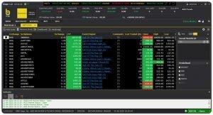 Espresso Binge Desktop Based Trading Platform