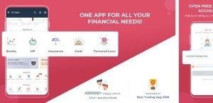 5paisa mobile app review