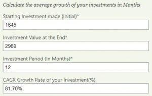 What Is Stock Return Calculator?